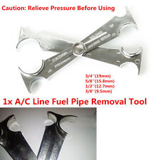 4 in1 Car Air Conditioning Line Fuel Pipe Disconnect Spring Release Removal Tool