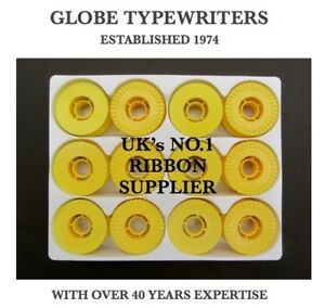 🌎 BOX 6 LIFT OFF TAPES FOR PANASONIC KX-W1000 or KX-W1030 ELECTRONIC TYPEWRITER