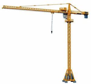KIBRI 1/87 SCALE LIEBHERR TOWER CRANE MODEL | BN | 10202