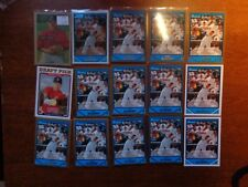 Lot of 15, 2005 -07 Bowman Topps Heritage Jacoby Ellsbury Rookie RC Rare