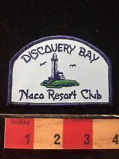 Discovery Bay California RV Camper Patch NACO Resort Club 60C5