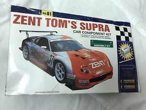 Zent Tom's Supra Mini 4WD R/C & Slot Car Kit MB By Long Da (Tamiya Mould)