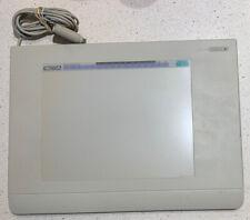 WACOM UD-0608-A Digitizer II Tablet for Vintage ADB Macintosh