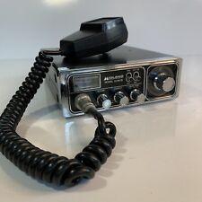 Vintage Midland CB Radio Model 13-857B with Mic *not Tested*  RARE