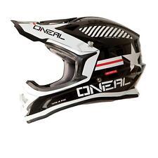 O'Neal 3Series Kinder MX Helm AFTERBURNER L Schwarz Motocross Enduro Offroad