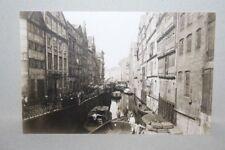 neue AK HAMBURG - Holländische Reihe von der St.Annenbrücke  - Motiv von 1884