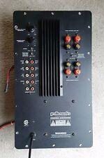 Polk PSW1200 Powered Subwoofer Amplifier Plate Repair Service
