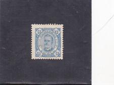 PORTUGUESE INDIA D. CARLOS I  4 T   (1895-96)  Perf. 11,5