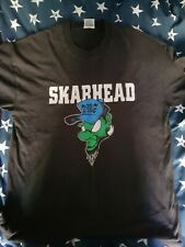 More details for skarhead t-shirt size xl nyhc ukhc hardcore punk metal very rare