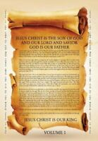 Jesus Christ Is the Son of God and Our Lord and Savior God Is Our Father (Paperb
