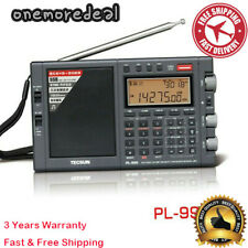 For Tecsun PL-990 Portable Full Band Radio Receiver FM LW MV SW SSB DSP Speaker