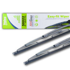 "NEW PAIR OF 22"" OEM VALEO WIPER BLADES FITS AUDI A6 A8 CABRIOLET S6 4A0955425B"