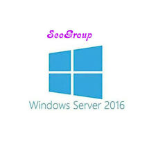 Windows Server 2016 Remote Desktop Services RDS 50 User Cal Retail