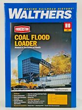 More details for walthers cornerstone ho scale - 933-3051 - coal flood loader kit - new unused