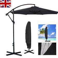 Parasol Banana Umbrella Cover Cantilever Outdoor Waterproof Garden Patio Shield
