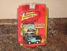 Johnny Lightning 1980 Toyota Land Cruiser BJ-40 Classic Gold R39 Very Rare '80