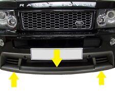 Tow EYE COVER/Spliter/Lip Spoiler Originale Range Rover Sport 05 HST PARAURTI ANTERIORE