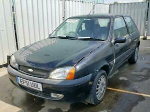 Ford Fiesta Black breaking black leather seats 3 door mk4 mk5 spares