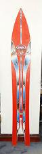 Vintage rare Snowboard-un planches 200cm Regis rolland: apo snow board