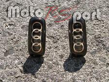 Audi a3 8p a4 8e b7 a6 4 F Noir Clignotants latéraux avec AUDI Logo Side clignotants
