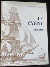 Le Cygne 1806-1808 Brick de 24  par J Boudriot et H Berti ed A N C R E