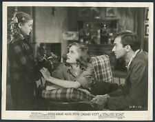 Stallion Road '47 ZACHARY SCOTT ALEXIS SMITH CHILDSTAR PATTI BRADY