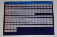 Microfiche Repair Manuals Sachs 50/3LF H - 50/4DF X/50S Stand 01/78