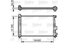 VALEO Radiador, refrigeración del motor MERCEDES-BENZ CLASE A VANEO 732897