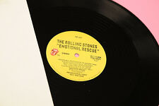 "ROLLING STONES 12"" EMOTIONAL RESCUE PROMO ORIG USA 1980 NM !!!!!!!!!!!!!!!!!!!!"