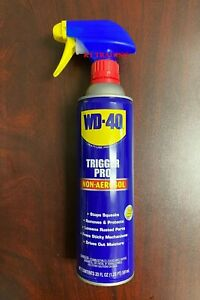 WD-40 Trigger Pro Multi-Use Lubricant Protect Pipes Equipments Tools 20oz Spray