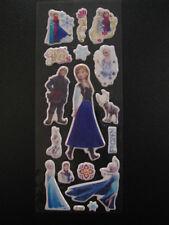 scrapbooking card making frozen elsa anna stickers design 3