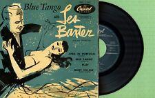 LES BAXTER / Blue Tango, Ruby / CAPITOL EAP 1-447 Press. Spain 1952 EP EX