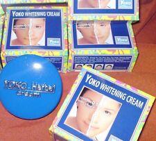 1 YOKO WHITENING CREAM CO ENZYME Q10 HERBAL EXTRACTS SKIN LIGHTENING 4g