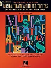 B000K6CRH8 Musical Theatre Anthology for Teens, Young Womens Edition