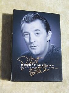 ROBERT MITCHUM - THE SIGNATURE COLLECTION - DVD BOXED SET