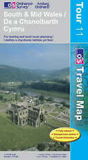 South and Mid Wales by Ordnance Survey (Sheet map, folded, 2007)