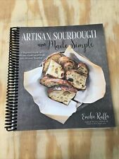 Artisan Sourdough Made Simple : A Beginner's Guide (SpiralBound)