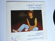 """ROBERT PLANT IN THE MOOD 12"""" SINGLE EXCELLENT CONDITION LED ZEPPELIN"""