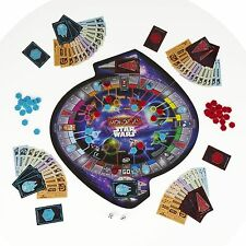Space Cardboard Monopoly Board & Traditional Games