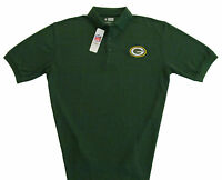 Green Bay Packers NFL Game Day Apparel Polo Shirt Men's Sizes