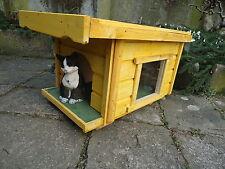 Katzenhaus Outdoor, Katzenbetten, Kratzbaum, Hütte, Haus