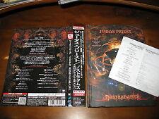 Judas Priest / Nostradamus JAPAN 2CD Book Edition Limit 1999Copy OOP!!!!!