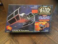 Star Wars Action Fleet Imperial Flight Controller w/ Darth Vader's TIE Fighter