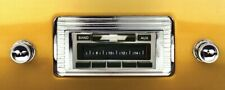 1947-1953 Chevy Truck New Am Fm Stereo Radio Usa-230 200 watts auxiliary in (Fits: Truck)