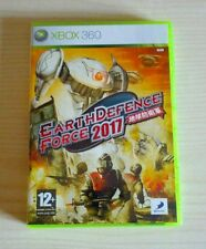 EARTH DEFENCE FORCE 2017 (Earth Defense Force - EDF 2017) - Xbox 360 PAL