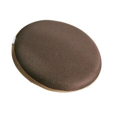 14'' Coffee Stretch Round Bar Stool Cover Chair Cushion Pad Sleeve Cover