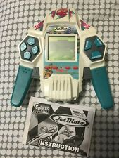 Jet Moto Tiger Electronics LCD Handheld Game (Good Condition, Still Works)