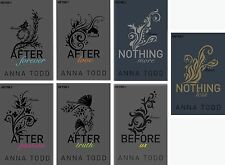 After Serie Anna Todd After passion After truth After love After forever Befor u