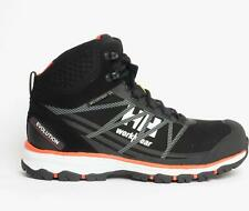 Helly Hansen CHELSEA EVOLUTION MID Mens Aluminium Toe Safety Boots Black/Orange