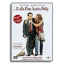 Dvd E ALLA FINE ARRIVA POLLY *** Ben Stiller Jennifer Aniston ***   ......NUOVO